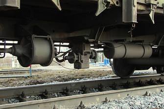 Запчастини для гальмівних систем залізничного транспорту