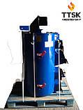 Idmar  CIC котлы дровяные сверхдлительного горения мощностью 17 кВт , фото 4