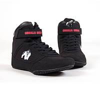 Кроссовки для бодибилдинга Gorilla Wear High Tops Black 43 размер
