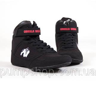 Кроссовки для бодибилдинга Gorilla Wear High Tops Black 42 размер