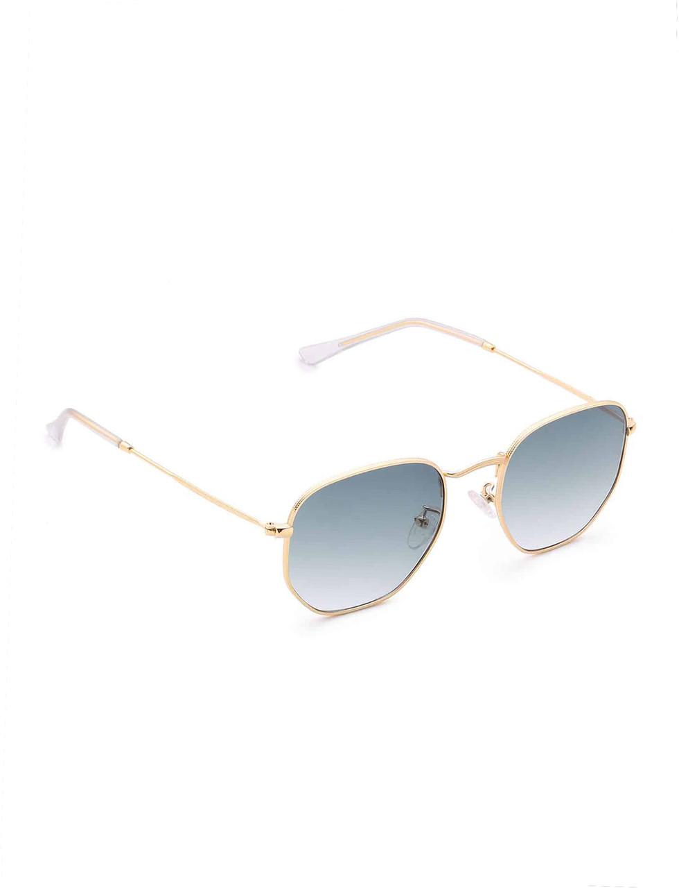 Солнцезащитные очки классика Bananahall с металлической рамкой (bnnhll4305)