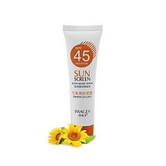 Защитный крем от солнца Images Sun Screen Water Sense Repair 45+SPF/PA+++ 15 мл (4604-13519)
