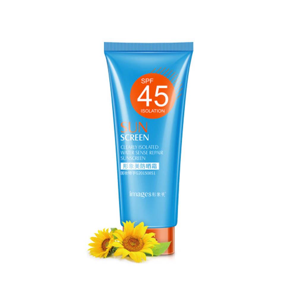 Защитный крем от солнца IMAGES Sun Screen Water 45+SPF PA+++ 30 г (4605-13515)