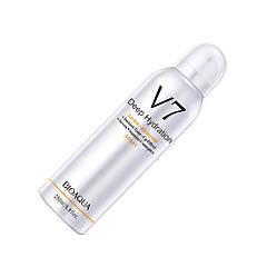 Солнцезащитный спрей для лица BIOAQUA V7 Deep Hudration с тонирующим эффектом 250 мл (4572-13413a)