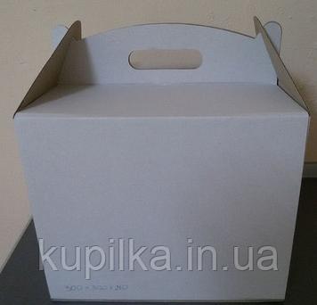 Коробка для торта 300*300*250