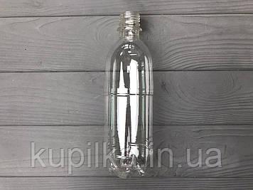 Бутылка ПЭТ Росинка 0.5 л. (прозрачная)
