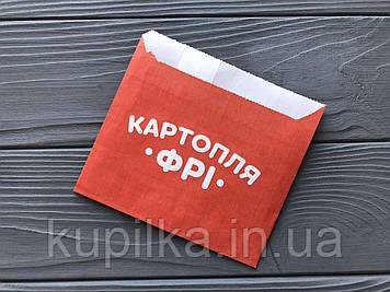 Упаковка для картофеля фри мини (70-100г) 280Ф