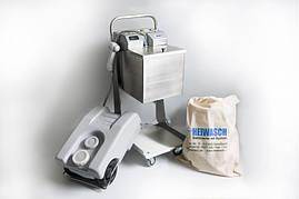 Мобільна душова система для лежачих хворих