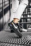 Стильные кроссовки Nike Air Force x Off-White BLACK, фото 4