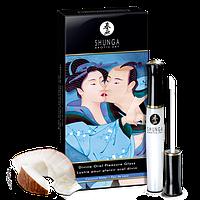 Блеск для губ Shunga Divine Oral Pleasure Gloss Coconut 10 мл