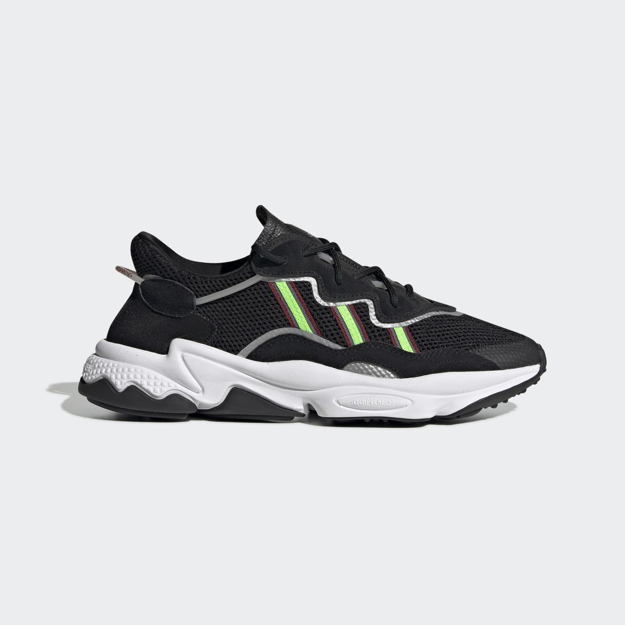 Кроссовки мужские оригинальные Adidas OZWEEGO черные