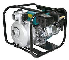 Мотопомпа Aquatica 6,5л.с. Hmax 80м Qmax 20м.куб./ч (4-ёх тактный)