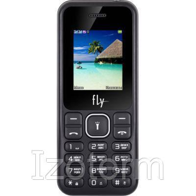 Купить Мобильный телефон Fly FF190 Black