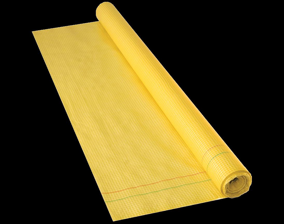 Плiвка iзоляцiйна MASTERFOL YELLOW MP, 1,5мх50м, жовтий
