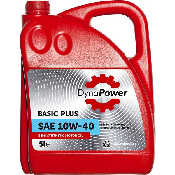 Моторное масло DynaPower Basic Plus 10W-40 (5л)