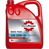 Моторное масло DynaPower Basic Plus 10W-40 (5л), фото 1