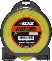 Струна косильная Round Line ECHO d-2,4 мм 88 м (круглая)