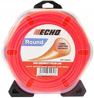 Струна косильная Round Line ECHO d-2,7 мм 72 м (круглая)