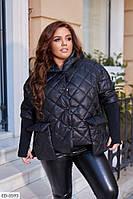 Куртка женская батальная  ED-0593