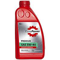 Моторное масло DynaPower Premium 5W-40 (1л), фото 1