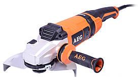 Угловая шлифовальная машина AEG WS 24-230 GEV DMS