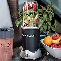 🔥 Стационарный блендер экстрактор Nutribullet 600W для фруктов и овощей, фото 1