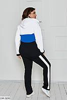 Спортивный костюм женский батал  DM-3290