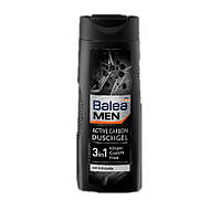Гель для душа Balea Men 3in1 Active Carbon, 300 ml