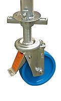 Колесо регулируемое к вышки-туре KRAUSE (150 мм) (914101)