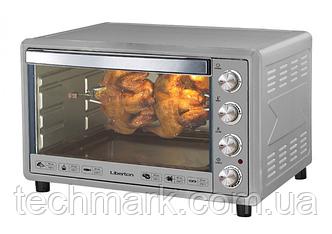 Электродуховка Электрическая печь LIBERTONLEO-651 Silver 65л