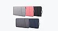 """Чохол для ноутбука 14"""" дюймів з ручкою Темно-синій, фото 6"""