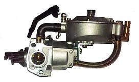 Карбюратор бензин- газ Кентавр с редуктором (2,0-2,8кВт)