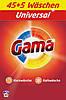 Порошок для стирки Gama 3в1 Универсальный, 3.25 кг, 50 стирок