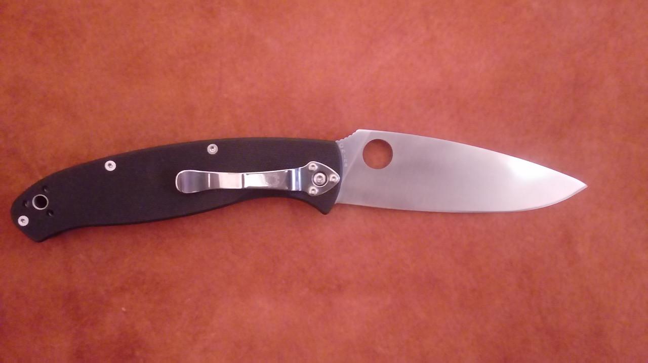 Складной нож Spyderco Resilience C142GP