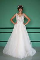 Свадебное платье «Federica» Шикарное, пышное свадебное платье.