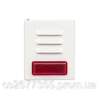 Оповіщувач світло-звуковий Джміль (24V)