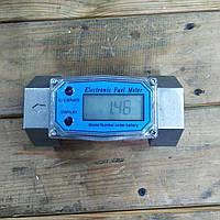 Електронний лічильник витратомір палива Ду 40, Лічильник рідини TF-1