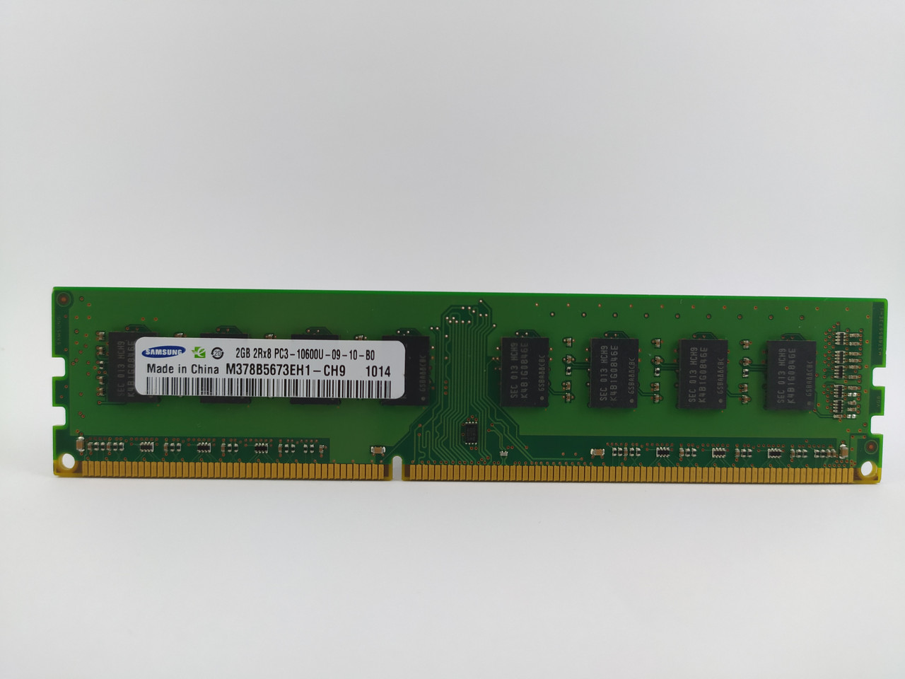Оперативная память Samsung DDR3 2Gb 1333MHz PC3-10600U (M378B5673EH1-CH9) Б/У
