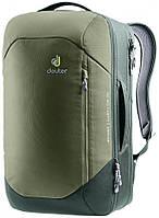 Рюкзак Deuter Aviant Carry On 28 цвет 2243 khaki-ivy (3510020 2243)