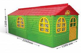 Домик для детей Долони Doloni (02550/23) 256 х 129 х 120 см