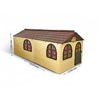 Домик для детей Долони Doloni (02550/22) 256 х 129 х 120 см