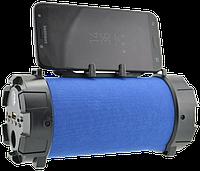 Портативна bluetooth колонка SPS F18 Super Bass з ліхтариком, Синя, фото 1