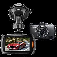 Автомобильный видеорегистратор G30 Full HD 1080P Черный + USB кабель, фото 1