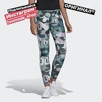 Женские леггинсы Adidas Originals 3- Stripes Tight DV2663