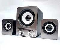 Колонки для компьютера FT-25 (YD-25) - акустические компьютерные колонки, колонки для ноутбука, колонки для ПК