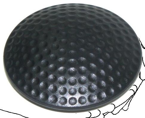 Антикражный радіочастотний датчик Ракушка D54