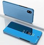 Дзеркальний Smart чохол-книжка Mirror для Xiaomi Redmi 7A / Скла /, фото 8