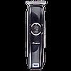 Бездротова машинка для стрижки волосся і бороди з Gemei GM-6050, фото 3