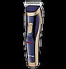 Бездротова машинка для стрижки волосся Gemei GM-6005, фото 3