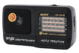 Радиоприемник KIPO KB-409AC - мощный Фм радиоприемник c usb, Fm радио, фото 3